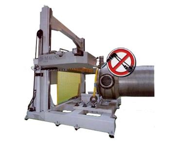 熱交換器管束帶鋸機1