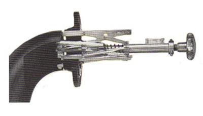 手動式法蘭內部夾具