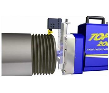 可攜式CNC環形軌道車床2
