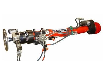 線上熱鑽孔機1