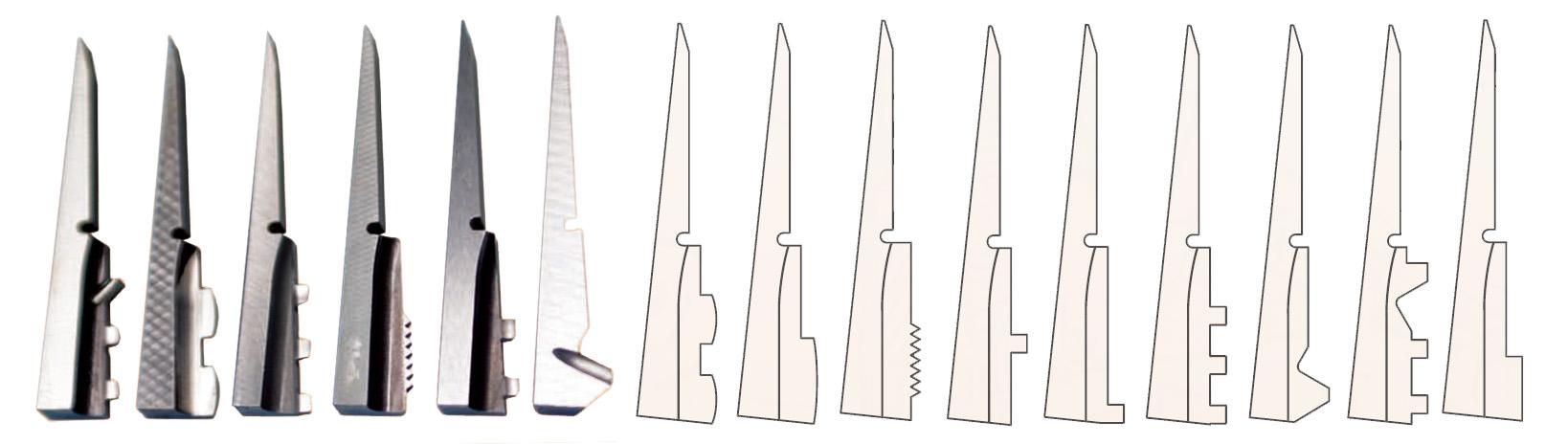 絞溝器 F26 刀片